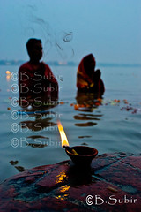 Prayer  @ Chhat...DSC_6340_2 (subirbasak) Tags: city india silhouette river dawn asia day horizon religion praying flame watersedge hinduism pilgrimage worshipper adultsonly contemplation traditionalculture gangesriver colorimage traditionalfestival indianculture religiousoffering indiansubcontinentethnicity indianethnicity subirbasak traditionalritualofindia