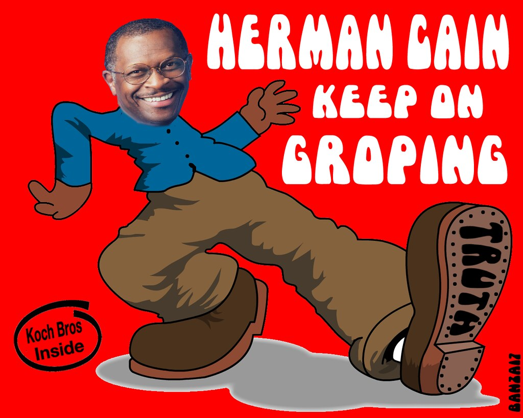 KEEP ON GROPING