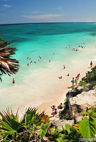 6332131907 d1f5653a4a Visiting The ruins of Tulum   A MUST on your trip to @RivieraMaya