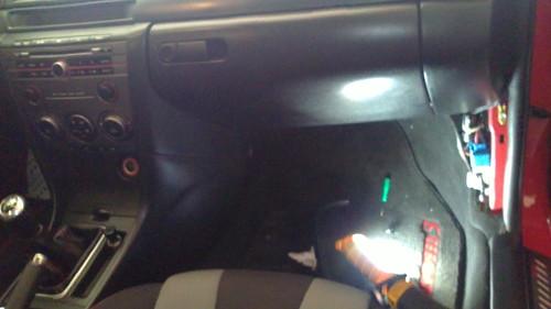 How To: Adjust Stock Shock Sensor - Mazda3 Forums : The #1 Mazda