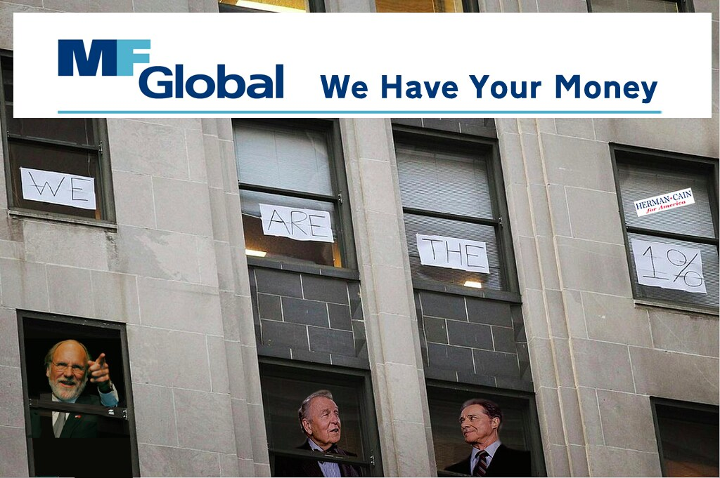 MF GLOBAL WINDOW