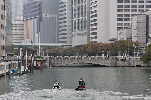 都会の風景 / Scenery,Osaka