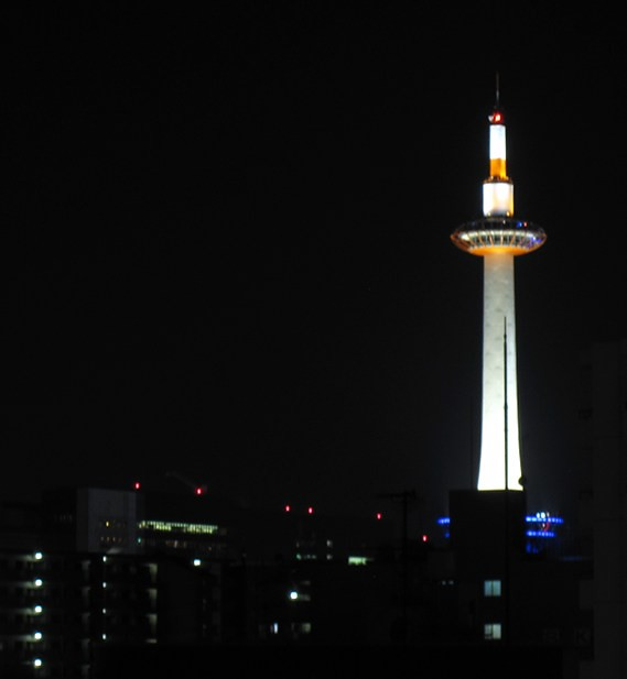 Day 9: Kyoto Tower