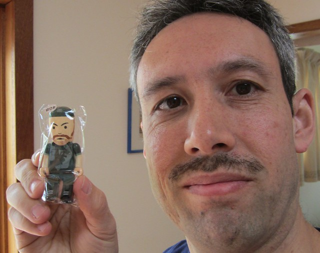 """Call of Duty: Modern Warfare 3"" USB drive for Movember"