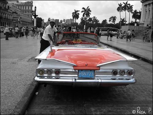 Cuba - Havana Car 2