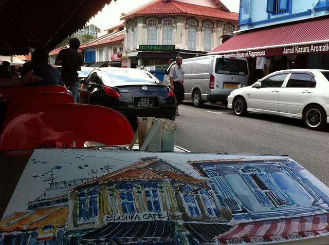 Pahang Street, Kampong Glam