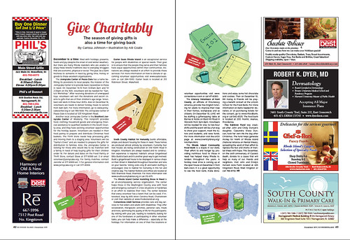 Charitable Giving illustrations