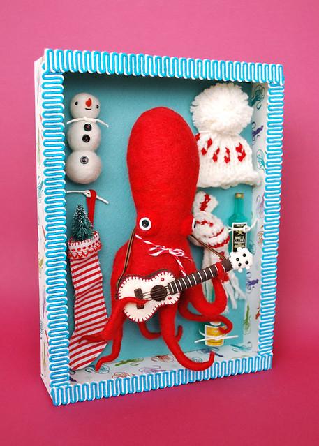 Dress-Up Octopus?????????????