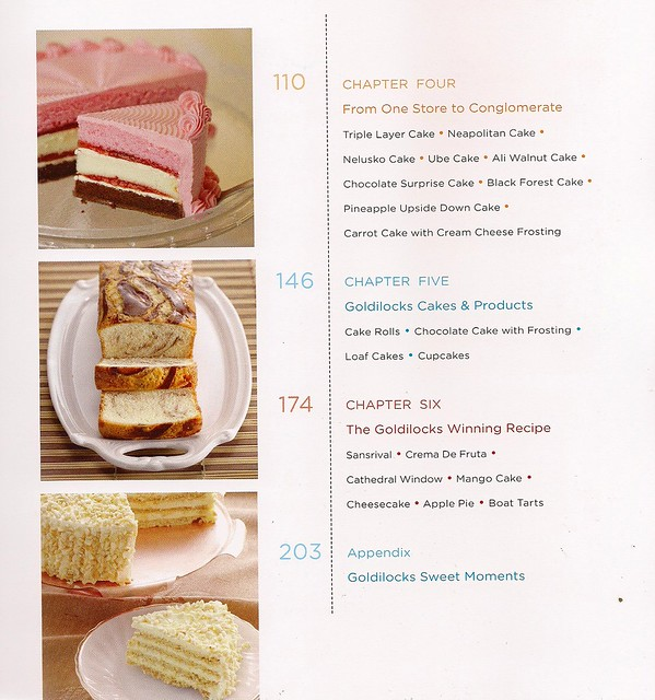 GoldilocksBakeBookContents2