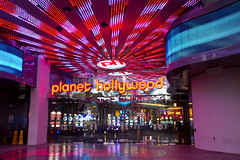 Planet Hollywood - Main Entrance