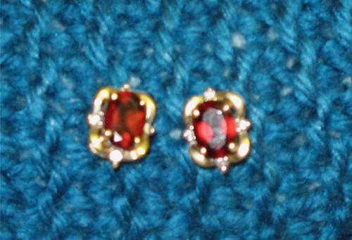 Earrings from Rich