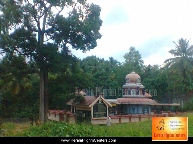 Indilayappan (Cheruvattiyoor Siva Temple) 28th Mile.