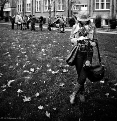 Manchester Flickr Meet (Chapmanc123) Tags: christmas uk england square manchester mono market albert markets german mcr