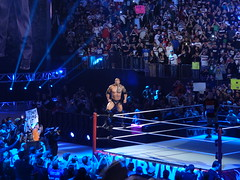 WWE Survivor Series (Observe The Random) Tags: pictures new york city ny rock john garden square photography photos manhattan johnson images madison msg cena wwe dwayne worldwrestlingentertainment survivorseries