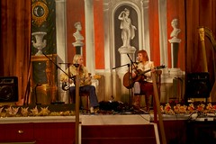 rusalnaia in Aberystwyth (horsesqueezing) Tags: music folk aberystwyth harmony rusalnaia soundtrackmonday