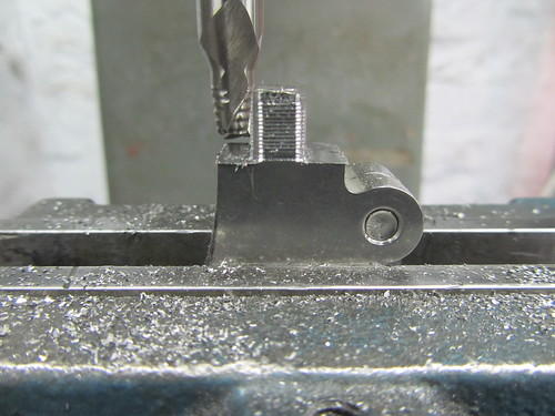 milling front drop out