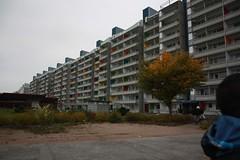"Student housing (Studentlägenheter), Kinesiska muren, Rosengård, Malmö, Sweden (Sverige) • <a style=""font-size:0.8em;"" href=""http://www.flickr.com/photos/23564737@N07/6390468153/"" target=""_blank"">View on Flickr</a>"