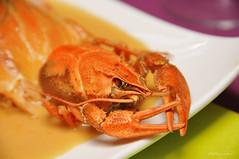 Les bras croiss (patoche21) Tags: food detail nikon crawfish crayfish d300 18200mm crevisse capturenx2 patrickbouchenard