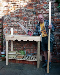 Potting Table__07 (chippykev) Tags: york diy gardening homeprojects pottingtable pottingbench kevinbailey joinerkev chippykev howtobuildadiypottingbenchchippykevkevinbaileypottingtable