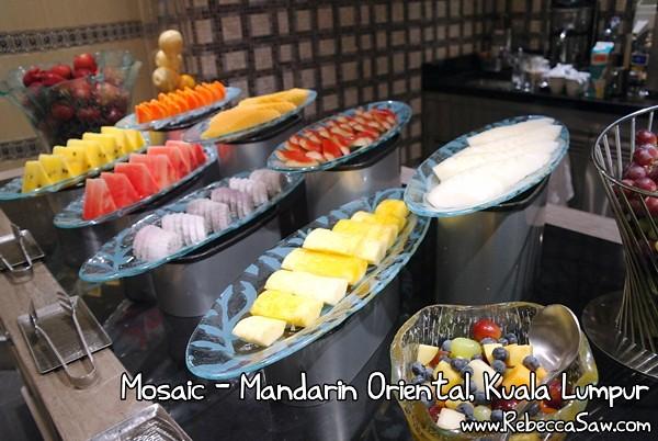 Mosaic- Mandarin Oriental, Kuala Lumpur-51
