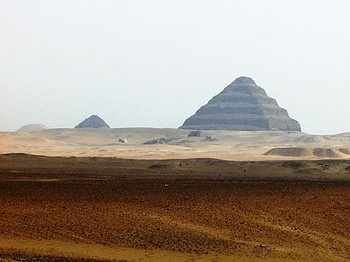Step Pyramid of Pharaoh Djoser