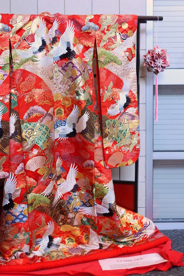 JapanFest, Kimono