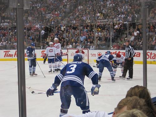 Leafs vs. Habs