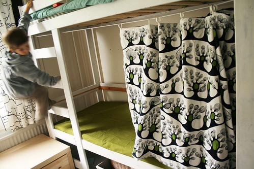 Boys' bed