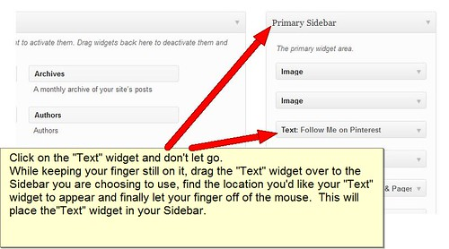 Pinterest adaptivelearnin screen shot of about
