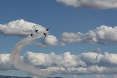 its gonna get loud (kfwk_lobo) Tags: albuquerque thunderbirds kirtlandafb