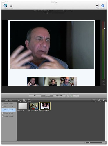 Wirecast 4.1 Desktop Presenter Streaming G+ Hangout