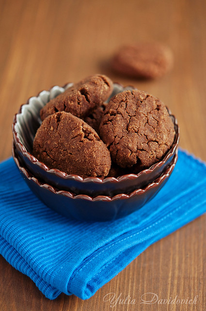 Cookies with Buckwheat flour