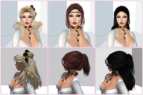 Catwa - New Hairs