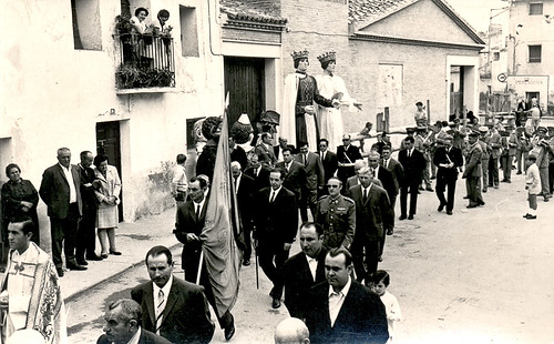 Procesion de San Miguel.