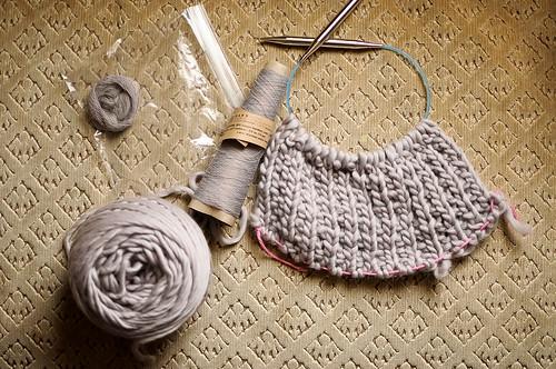 Knitting!?!