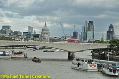 River Themes (Michael Tubes Creations) Tags: london river places important themes