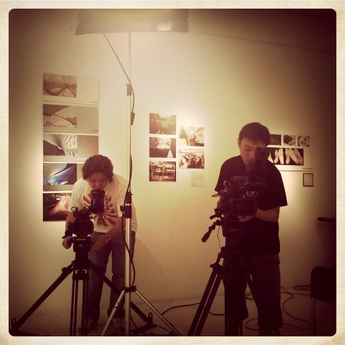 AAF behind the scene video @ Objectif Studio