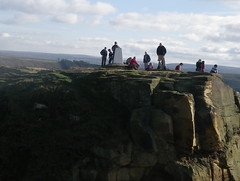 ROSEBERRY TOPPING, THE TOP, CLEVELAND. UK (269)
