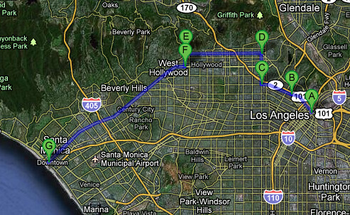 Great Los Angeles Walk 2011