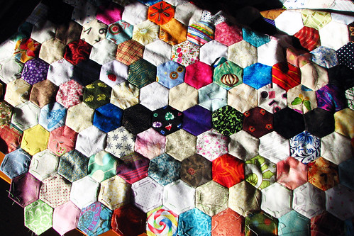 hexagons wip october 2011