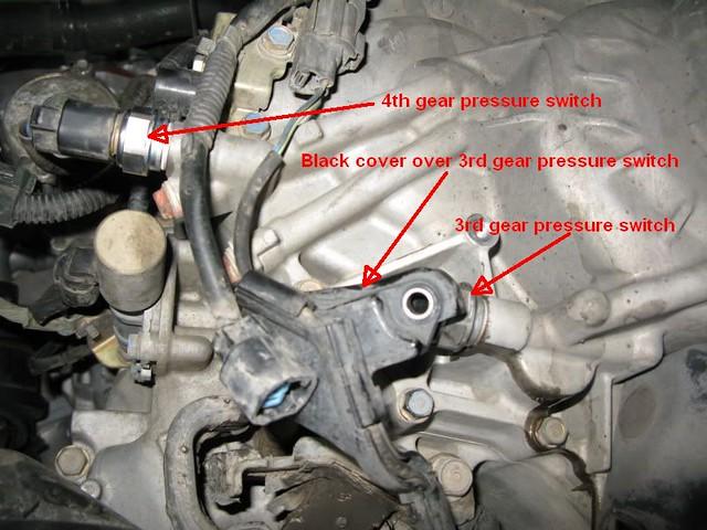 3rd and 4th Pressure Switch, WOOOWWWW - Honda Accord Forum : V6