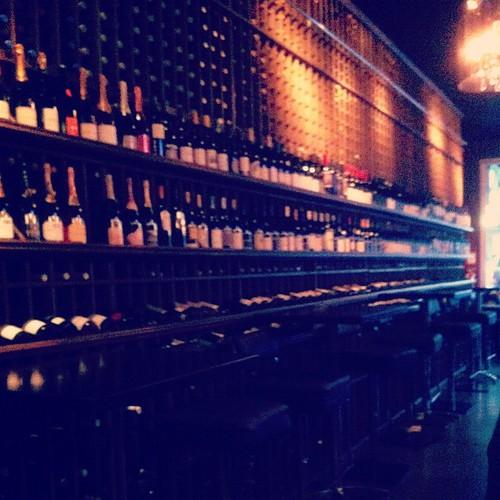 So. Many. Bottles.