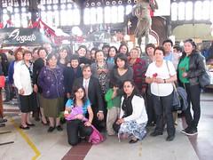 Artesanas de Rari recibiendo el premio Tesoro Huma - 1505767014625