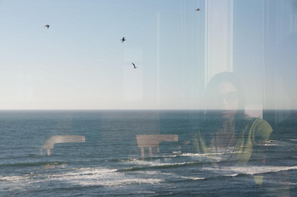 kiss the ocean