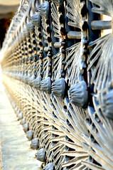 Barcelona - Fence