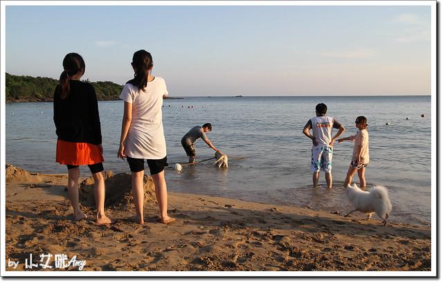 20111020墾丁小灣戲水IMG_5430