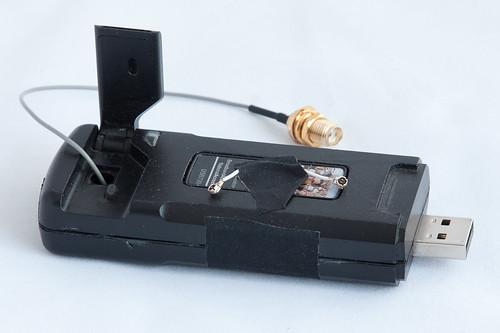 Novatel U720 modem