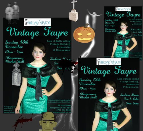 HALLOWEEN by Vintage Vision