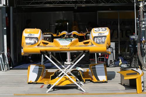 Lola B05/40 AER, Le Mans