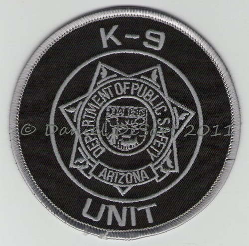 AZDPS (K-9 unit Current)
